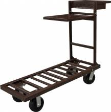 Stocking Cart | Material Handling Transport & Storage | Zanduco US