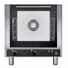 EKFA412 Countertop Electric Convection Oven - Half Size 4 Shelves Capacity - 120V 1.8kW | Kitchen Equipment | Zanduco US