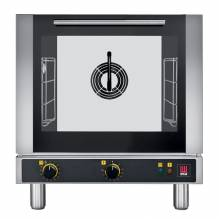 EKFA412UD Countertop Electric Convection Oven - Half Size 4 Shelves Capacity - 240V 2.9kW | Kitchen Equipment | Zanduco US
