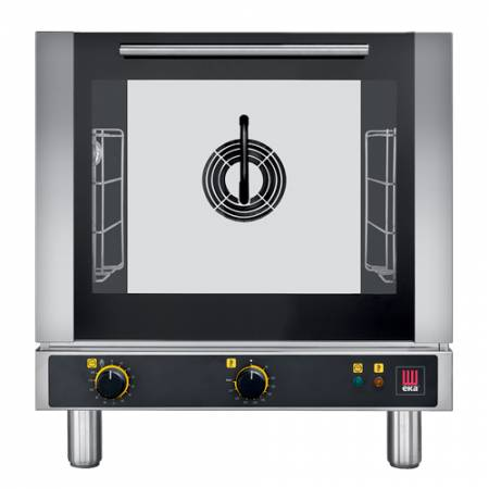Countertop Electric Convection Oven - Half Size 4 Shelves Capacity ...