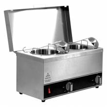 Double Sauce Pot Warmer | Restaurant Equipment | Zanduco CA