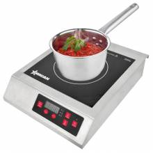 "13"" Induction Cooker 240V/60Hz/1Ph 