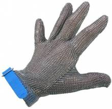 5 Finger Mesh Glove, Reversible - L, Blue Strap | Smallwares | Zanduco US