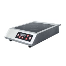 Omcan Countertop Heavy Duty Induction Cooker - 240v, 3500w | Restaurant Equipment | Zanduco US