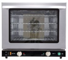 Convection Oven  with 4 Shelves, Grill Function and Humidity Control | Kitchen Equipment | Zanduco US