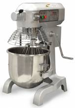 ETL Certified 20-QT Mixer with Guard and Timer | Kitchen Equipment | Zanduco CA