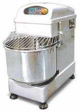 Omcan Heavy Duty Spiral Dough Mixer, with 37 Qt Capacity, 3 Phase | Restaurant Equipment | Zanduco CA