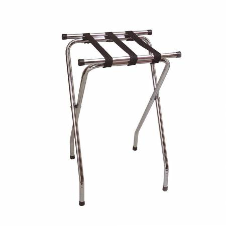 Chrome Tray Stand - Double Top Bar 4503 | Server Supplies & Accessories | Zanduco CA