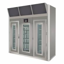 "Stagionello 100 + 300 kg Cabinet with ClimaTouch and Fumotic - 100"" STG100300 