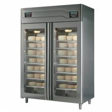 Affinacheese Twin 100 + 100 kg with Climatouch and Fumotic STGTWITFO | Commercial Refrigeration | Zanduco CA