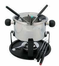 Burner Only For 4880 S/S Fondue Set 4880B | Kitchen Equipment | Zanduco CA
