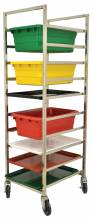 Stainless Steel Universal Rack | Material Handling Transport & Storage | Zanduco US