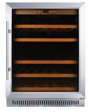 Single Zone Wine Cooler with 51 Bottle Capacity | Commercial Refrigeration | Zanduco CA