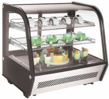 "Zanduco 28"" Countertop Refrigerated Showcase 
