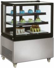Zanduco Standing Display Refrigerator & 370L Capacity with Edge Glass | Commercial Refrigeration | Zanduco US