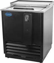 "Zanduco 26"" Wide Reach In Bottle Cooler 