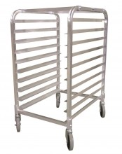 10 Slides - Low Boy - Bun Pan Rack | Material Handling Transport & Storage | Zanduco US