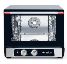 Axis AX-514RH Half Size Countertop Convection Oven With Humidity | Kitchen Equipment | Zanduco CA
