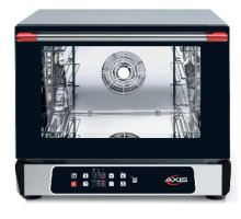 Axis AX-514RHD Half Size Countertop Convection Oven With Humidity | Kitchen Equipment | Zanduco CA