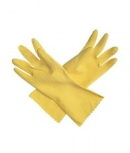 San Jamar Latex Flock Lined Glove-Large  620-L | Janitorial Supplies  | Zanduco US