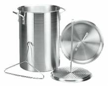 Aluminum Turkey Fryer Kit 26 qt 6526 | Smallwares | Zanduco CA