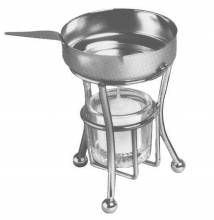 Stainless Steel Pans Only For Butter Warmer 7152P | Kitchen Equipment | Zanduco CA