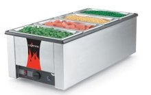 Vollrath 72055 Cayenne® Model T43R Heat 'N Serve. 4/3 Countertop Rethermalizer | Restaurant Equipment | Zanduco US