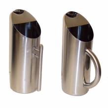 50 oz Water Pitcher Stainless Steel 7266 | Bar Service & Tablewares | Zanduco US
