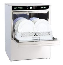 Jet-Tech 737E High Temp Deluxe Undercounter Dishwasher - 30 Racks/hr  | Dishwashing Equipment | Zanduco CA
