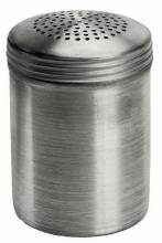 10 oz Aluminum Dredger - No Handle 7470 | Bar Service & Tablewares | Zanduco CA