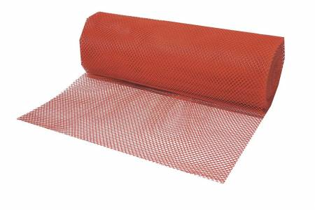Flexible Plastic Mesh  Sold in Rolls Only  Clear 7750 | Smallwares | Zanduco CA