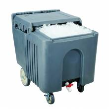 Insulated Ice Caddy with Sliding Lid 125 lb Capacity | Material Handling & Storage | Zanduco US