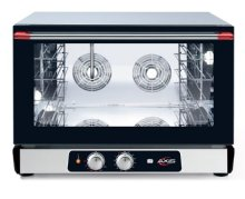 Axis-824RH Manual - Full Size Countertop Convection Oven With Humidity - 4 Shelves | Kitchen Equipment | Zanduco CA