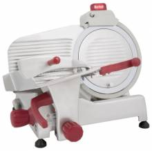 "Berkel 825E-PLUS 10"" Manual Gravity Feed Meat Slicer - 1/4 hp 