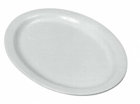"11.5"" Oval Platter 12/pack 