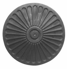 "Base Ribbed Round 28"" (66 Lb) 9728 