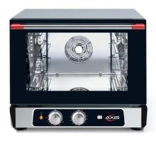 "Axis AX-513RH 22"" Half Size Countertop Convection Oven with Humidity  