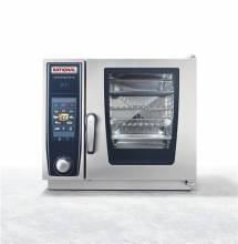 Rational B608106.12 SelfCookingCenter XS 6-2/3 E Single Half Size Electric Combi Oven - 208/240V, 3 Phase, 5.7 kW | Kitchen Equipment | Zanduco CA