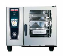 Rational SelfCookingCenter 5 Senses Model 61 B618106.12 Single Electric Combi Oven - 208/240V, 3 Phase, 11.1 kW | Kitchen Equipment | Zanduco CA