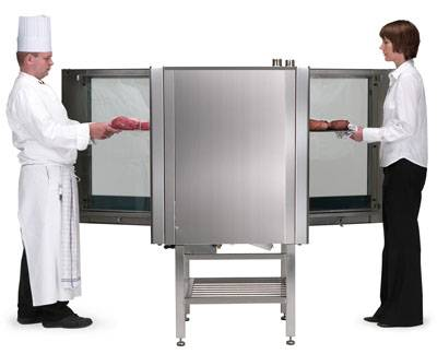 Blodgett BCT-61E-PT Combi Oven - Pass Thorugh Model | Kitchen Equipment | Zanduco US
