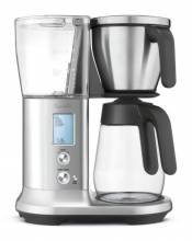 Breville BDC400BSS Precision Brewer - Glass Automatic Coffee Maker - 12 Cup - Silver | Bar Service & Tablewares | Zanduco CA