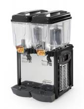 Cofrimell CD2J - Double Head Refrigerated Juice Dispenser - 2 x 12 L