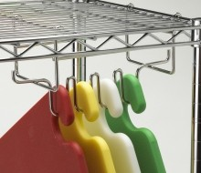San Jamar Hanging Rack  CNCRK | Smallwares | Zanduco US
