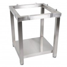 John Boos Butcher Block Stand for CUCLA24T (Stainless Steel)  CUCLA24B | Smallwares | Zanduco US