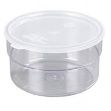 Cambro 1.5Qt Crock with Lid CCP15   Case Pack 6 | Smallwares | Zanduco US