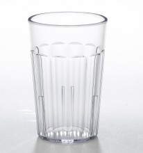 7.7oz Cambro  Newport Tumblers  - Clear NT8   Case Pack 36 |  | Zanduco CA