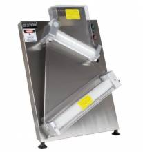 "Doyon DL18DP Countertop 17"" Two Stage Dough Roller Sheeter - 250 Pieces/Hour 