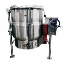 SteamCan ELT-40 40 gal Electric Tilting Steam Kettle - 208V | Kitchen Equipment | Zanduco US