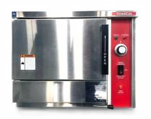 SteamCan EPX-3 Manual Fill Electric Counter Pan Steamer - 240V | Kitchen Equipment | Zanduco US
