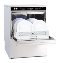 Jet-Tech F-18DP High Temp Undercounter Dishwasher - 24 Racks/hr | Dishwashing Equipment | Zanduco CA